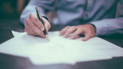契約法概論①「契約」と「契約書」の違い